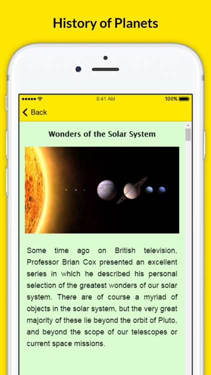 Astronomy- Wonders of the Solar System screenshot-3