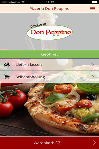Pizzeria Don Peppino - náhled