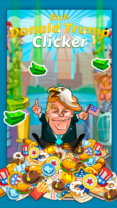 Rich Donald Trump Clicker Free