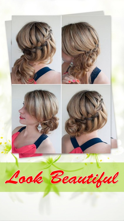 Women Hairstyles Step by Step screenshot-3