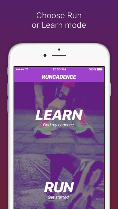 RunCadence Mobileのおすすめ画像1