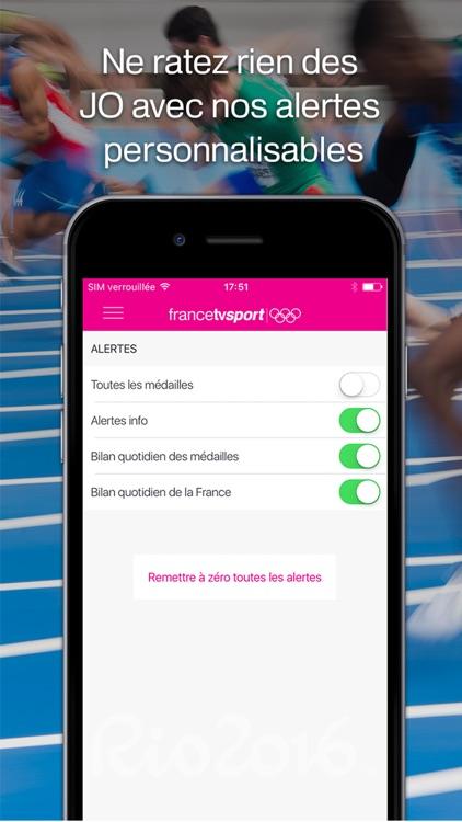francetv JO – Regarder les Jeux Olympiques de Rio 2016 screenshot-4