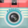 Photonia Photo Collage Editor - フォトニア & Create your story via amazing Pic Frames and unique Collages with Caption