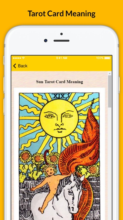 Tarot Card Meaning - Full Version screenshot-3