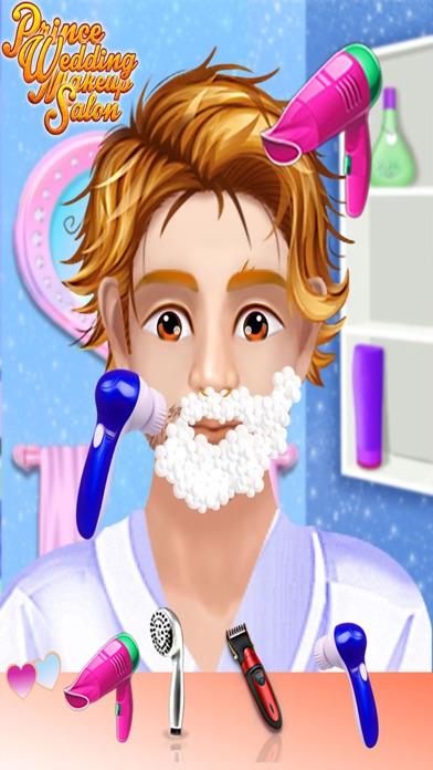 Prince Wedding Makeup Salon : marriage funciton game for kids & girl screenshot two
