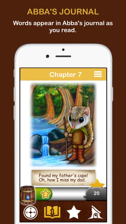 Orphs of the Woodlands Interactive Chapter Book and Educational Game
