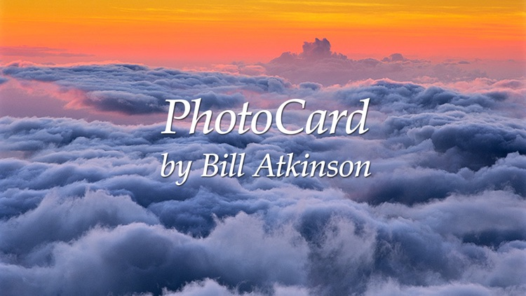 PhotoCard by Bill Atkinson screenshot-0