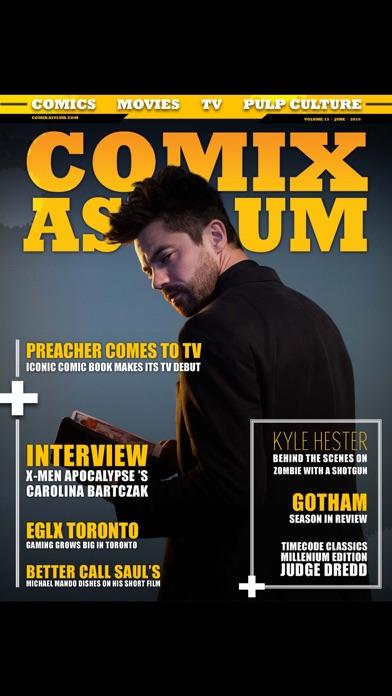 download Comix Asylum apps 1