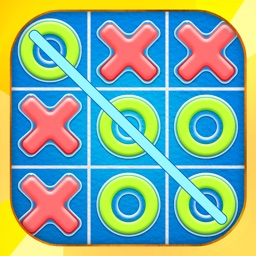 Tic Tac Toe (XOXO,XO,Connect 4, 3 in a Row,Xs and Os)