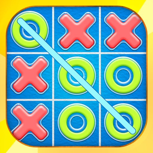 Tic Tac Toe (XOXO,XO,Connect 4, 3 in a Row,Xs and Os) iOS App