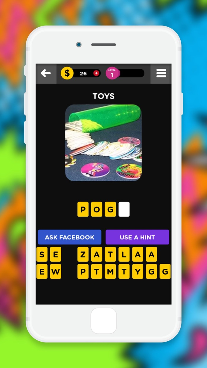 Guess The 90's! Screenshot