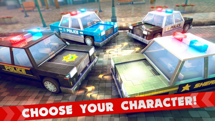 Cops Cars | Robber Police Car Racing Game for Free screenshot-3