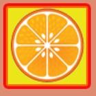 水果砖垛平衡游戏 - 物理教育的分流 icon