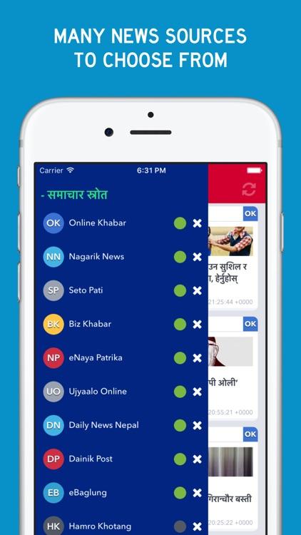 Nepali News - News from Nepal screenshot-3