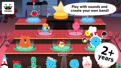 download Toca Band apps 3