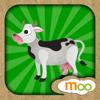 Animales de Granja para Niños - Sonidos de Animales, Dibujos, Puzzles y Actividades con Moo Moo Lab