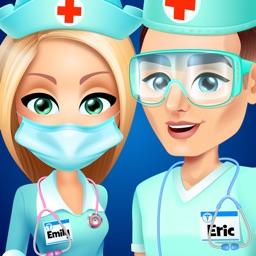 Kid's Hospital - Girls Doctor Salon Games for Kids