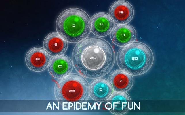 Biotix: Phage Genesis HD, game for IOS
