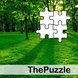 ThePuzzle : Nature Puzzle