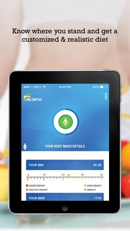 MyDIETist – Online Dietician Consultation