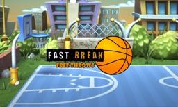 Fast Break Free Throws TV Edition
