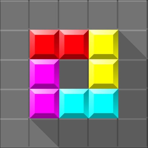 Color Flood Matrix
