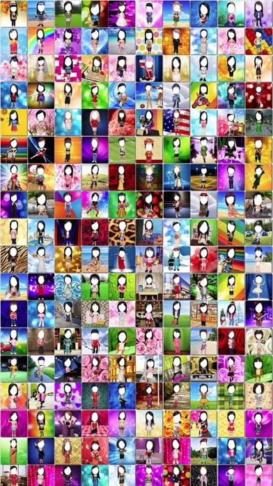 Bobblehead - Emoji Fun Stickers, Photo Frames Borders, Face Swap Mask screenshot four