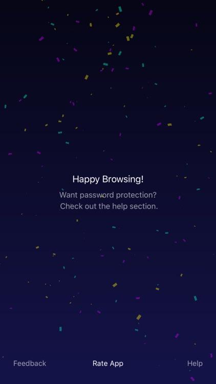 Porn Blocker – Block Adult Content in Safari screenshot-3