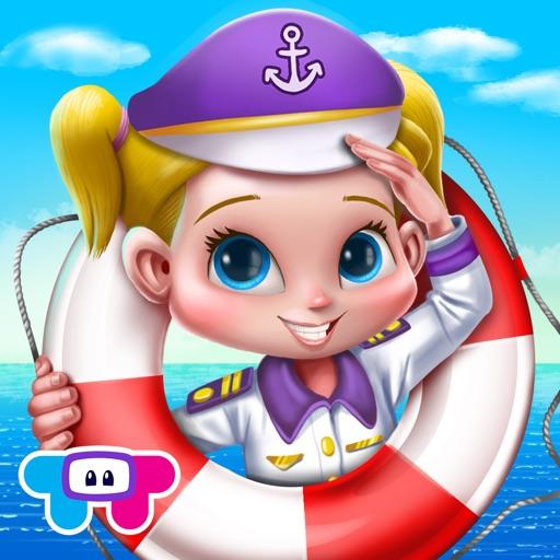 Морское Путешествие Малышей - Рассекая Волны