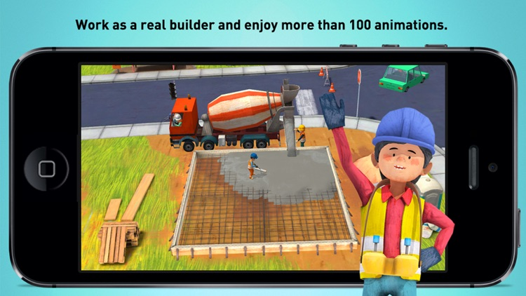 Little Builders for Kids screenshot-3