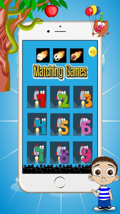 Matching games for adults