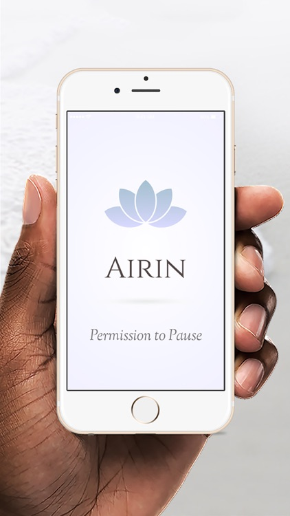 Airin -- Take a deep breath -- Self care from The Woman's Network screenshot-4