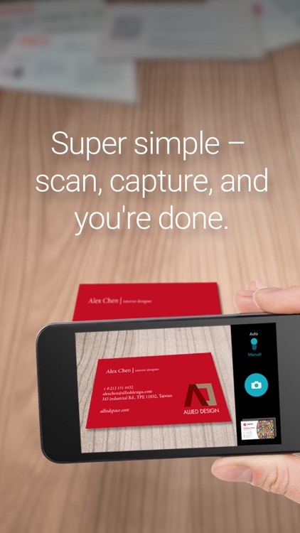 Zappoint Card Scanner screenshot-0