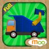 Camiones y Coches para Niños - Juegos Divertidos, Dibujos, Rompecabezas y Actividades Versión Completa con Moo Moo Lab