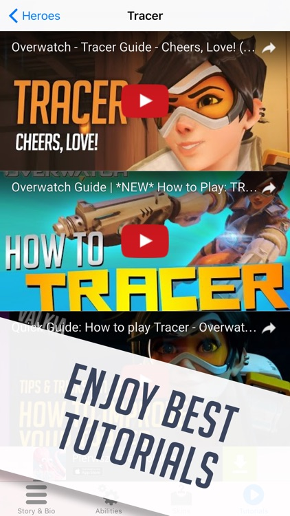 Hero Guide: Overwatch Edition screenshot-3