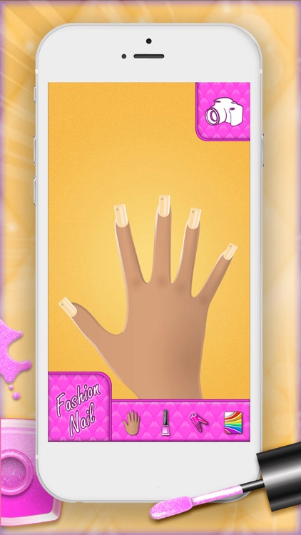 Fashion Nail Art Salon screenshot-4