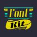 168.Fontkit - Typography Generator, Cool Fonts and Creative Photo Designer
