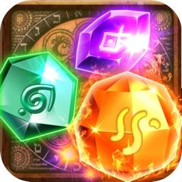 Lost Jewels Mania - Match 3 jewels Hunter