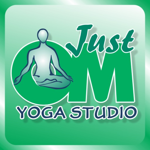 Just OM Yoga Studio icon