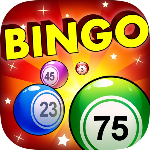 Bingo - FREE  Video Bingo + Multiplayer Bingo Games iOS App