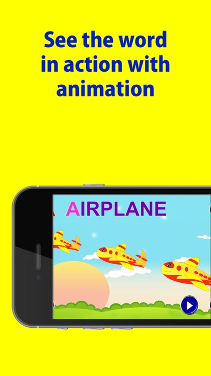 Tap and learn ABC, Preschool game to learn alphabet and phonics with animations screenshot-3