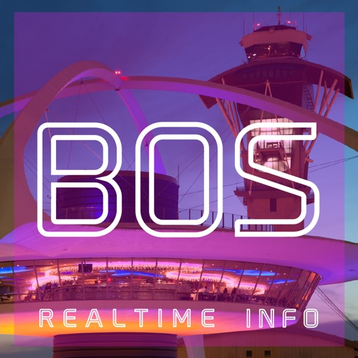 BOS AIRPORT - Realtime Flight Info - LOGAN INTERNATIONAL AIRPORT (BOSTON)