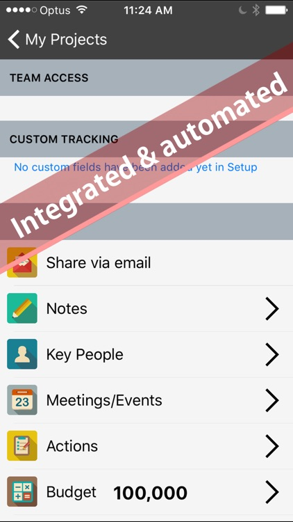 BusiBI Project Manager 2016 for iPhone screenshot-3