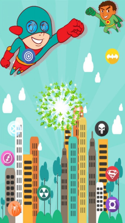 Baby Hero Epic in Big Candy Town Puzzle Games screenshot-3