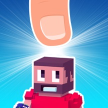 Blocky Hand:  Of War The God Leveled!