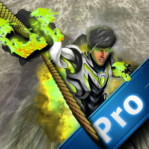 Swing Rope Super Hero Pro
