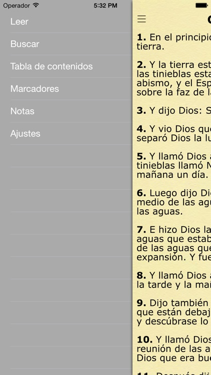 La Biblia Reina Valera en Español - Spanish Bible screenshot-2