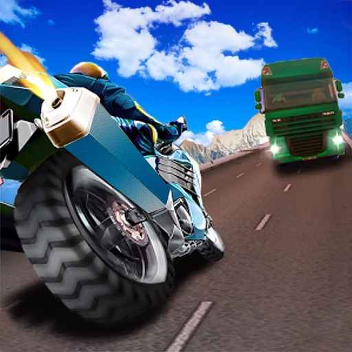 Highway Bike Rider : Moto Stunt Race