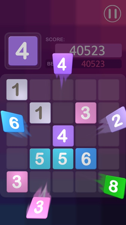 2048 UP:Number Puzzle Game screenshot-4