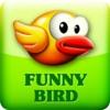 飞翔的小鸟 - 游戏为儿童和成人 - 免费